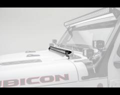 Zroadz Hood Cowl Mounted LED Light Bar Kit