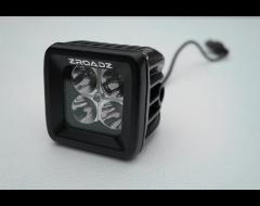 Zroadz LED Pod Light