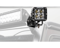 Zroadz LED Pod Light Front Roof Rack Side Mounting Brackets