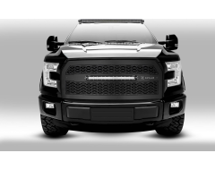 Zroadz Roof Mounted LED Light Bar Kits