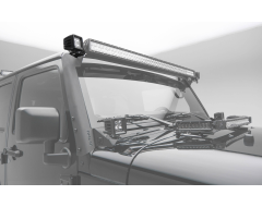 Zroadz Side Roof Mounted LED Pod Light Kit