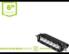 Zroadz Single Row LED Light Bar