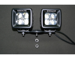 Zroadz Universal LED Light Add On Brackets