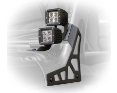 DV8 Offroad A Pillar Pod Led Light Mount