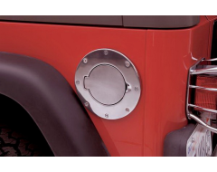 Rampage Billet Style Fuel Door Cover