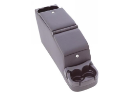 Rampage Deluxe Locking Center Console