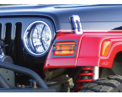 Rampage Euro Head Light Guard Kit