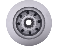 Raybestos Element3 Coated Brake Rotor and Hub Assembly