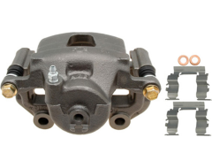 Raybestos R-Line Reman Semi-Loaded Caliper and Bracket Assembly
