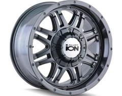 Ion Wheels 186 Series - Gunmetal