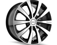 Touren Wheels TR3 3130 Series - Machined - Machined lip