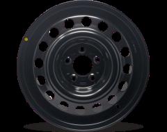 DTD 2009 Steel Wheel Black
