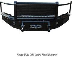 Iron Cross Automotive Grille Guard Front Bumper