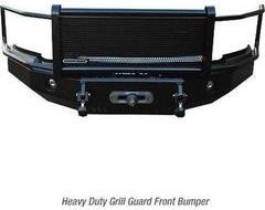 Iron Cross Automotive Grille Guard Front Bumper