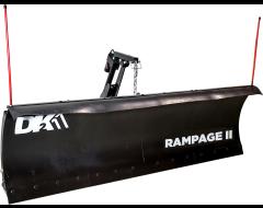 DK2 Rampage II ELITE Snow Plow