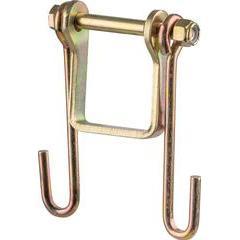 Curt Trailer Safety Chain Holder Bracket