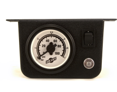 AirLift Single Needle Air Gauge
