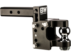 B & W Trailer Hitches Trailer Hitch Pintle Hook Mount