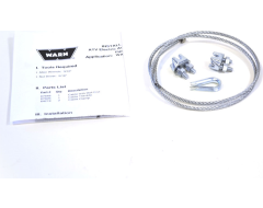 Warn ATV Plow Electric Actuator Wire Rope