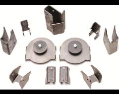 Teraflex Axle Housing Installation Kit