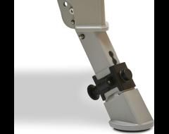 Stromberg Carlson Adjustable Leg Die Cast Aluminum Platform Step