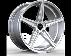 Advanti Racing Cammino Silver Machined Face