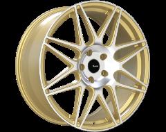 Advanti Racing Classe Gold Machined Face