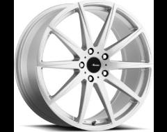 Advanti Racing Dieci Bright Silver