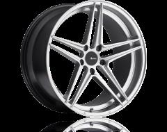 Advanti Racing Rein Hyper Silver