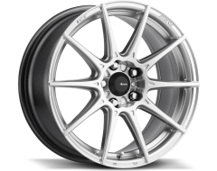 Advanti Racing Storm S1 Hyper Bright Silver