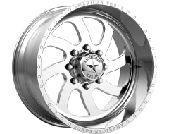American Force Wheels AFW 76 BLADE SS Polished