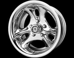 American Racing Wheels AR136 VENTURA Polished
