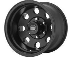 American Racing Wheels AR172 BAJA Satin Black