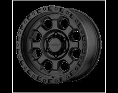 American Racing Wheels AR201 Black Cast Iron