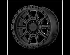 American Racing Wheels AR202 Black Cast Iron