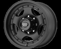 American Racing Wheels AR23 Satin Black