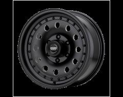 American Racing Wheels AR62 OUTLAW II Satin Black