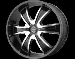 American Racing Wheels AR894 Gloss Black Machined
