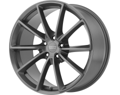 American Racing Wheels VN806 FAST BACK Anthracite with Machined Face