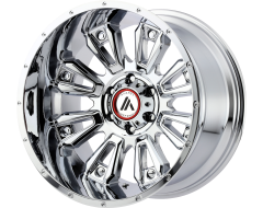 Asanti Wheels AB808 BLACKHAWK Chrome