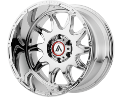 Asanti Wheels AB810 BALLISTIC Chrome