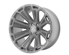 Asanti Wheels AB813 CLEAVER Titanium Brushed