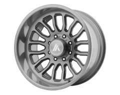 Asanti Wheels AB815 WORKHORSE Titanium Brushed