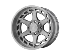 Asanti Wheels AB816 ANVIL Titanium Brushed