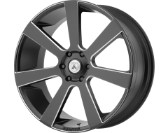 Asanti Wheels ABL-15 APOLLO Satin Black Milled