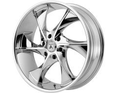Asanti Wheels ABL-17 Chrome