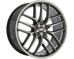 BBS Wheels CC-R Platinum Polished Stainless Steel Rim Protector