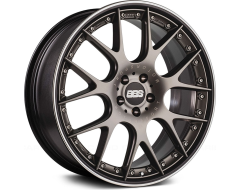 BBS Wheels CHR II Platinum with Stainless Steel Lip