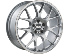 BBS Wheels CHR Silver with Polished Diamond Cut Face