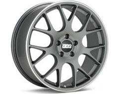 BBS Wheels CHR Titanium Polished Stainless Steel Rim Protector